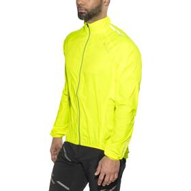 Endura Pakajak II Windproof Jacket Men hi-viz yellow